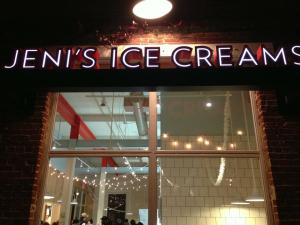 Jeni's ice cream, Atlanta, West Midtown, Star Provisions, caramel ice cream