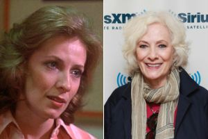 Betty Buckley, Miss Collins, Carrie, prom, gym teacher, Twitter, tweet, Broadway star, Tony, Cats, Eight is Enough, stepmom