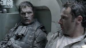 The Walking Dead, AMC, zombie, apocalypse, Doug Fick, art director, sets, Atlanta, TV show, prison, Woodbury, tank, Andrew Lincoln, undead