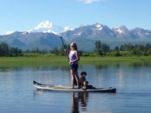 Alaska, map, Wasilla, Denali, McKinley, wildlife, beautiful scenery, hunting, fishing, salmon, bear, moose, cabin, camera, Facebook, video, family, wolf