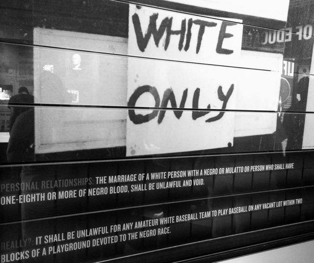Center for Civil and Human Rights, CCHR, Martin Luther King, MLK, Atlanta, museum, civil rights, John Lewis, Edmund Pettis Bridge, George Wallace, segregation, March on Washington, World of Coca-Cola, Georgia Aquarium; Jim Crow