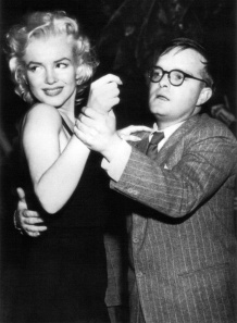 Truman Capote, Marilyn Monroe, In Cold Blood, Beautiful Child, Music for Chameleons