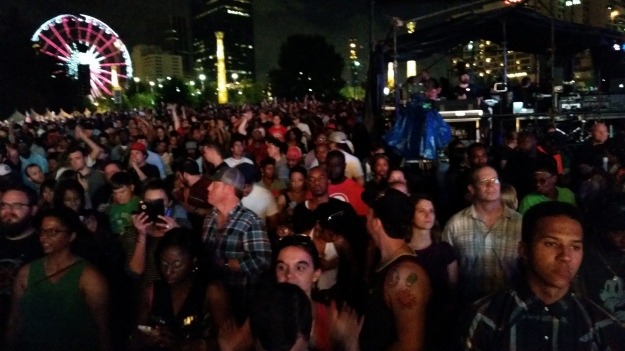 3 Top Reasons Atlanta Loves OutKast and This Weekend's Concerts (VIDEO, PICS)