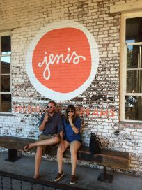 Also at the Star Provisions complex is my favorite place on earth, Jeni's Ice Cream.