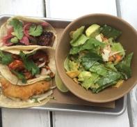 Atlanta, westside, West Midtown, Bartaco, lunch, cheap eats, it's like LA in here, jeni's bacchanalia