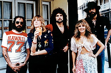 Fleetwood Mac, Atlanta, Stevie Nicks, Lindsey Buckingham, Christine McVie, reunion tour, Rumours, 1977