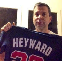 Jason Heyward, Atlanta Braves, trade, baseball , T-shirt, fan, 22, St. Louis Cardinals,
