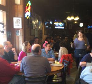 Manuel's Tavern, Atlanta, bar, institution
