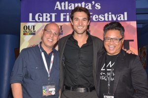 Alec Mapa, Out on Film, Atlanta, gay film festival, Oscars, Jim Farmer
