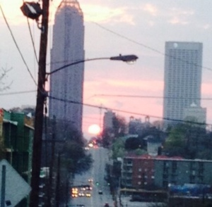 Instagram, pics, photos, cliche, photographs, snapshots, Atlanta, sunset