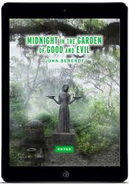 John Berendt, metabook, Midnight in the Garden of Good and Evil, Savannah, Atlanta, Georgia, murder