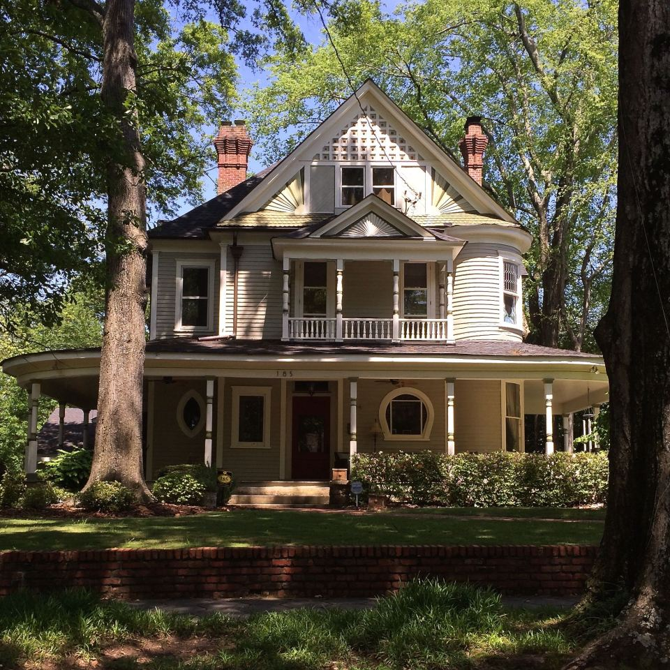 Inman Park, Atlanta, neighborhood, festival, tour of homes