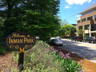 Inman Park, Atlanta, neighborhood, festival, tour of homes