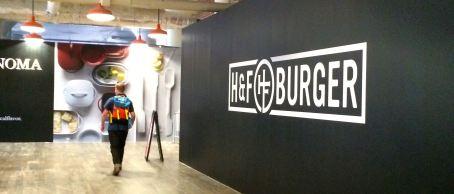 William Sonoma and H&F Burger are coming.