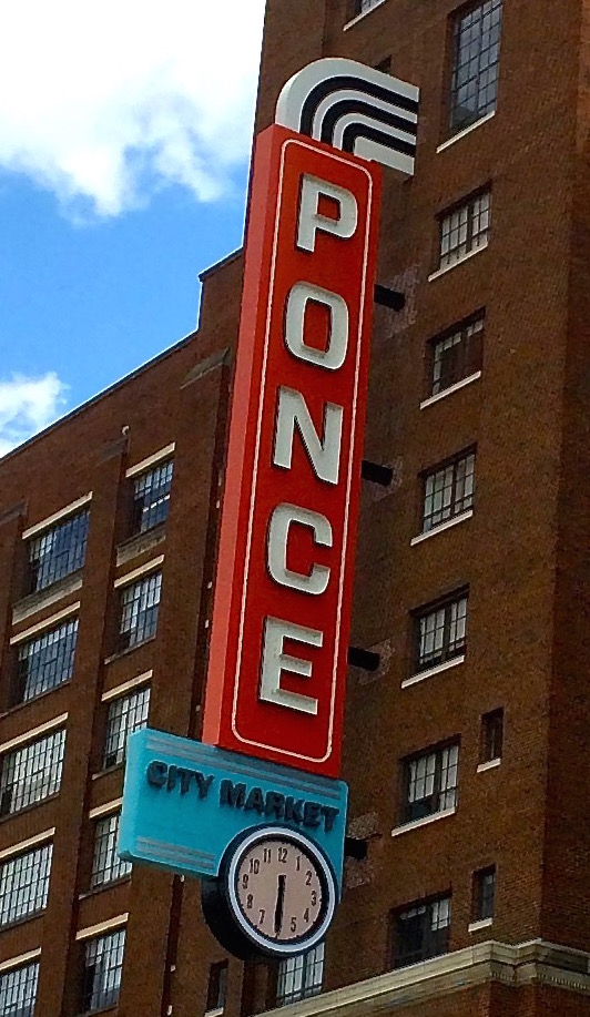 Ponce City Market, PCM, Atlanta, Ponce De Leon, Sears, Old Sears